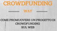 Banner Corso di Formazione – Promuovere un Progetto di Crowdfunding sul Web