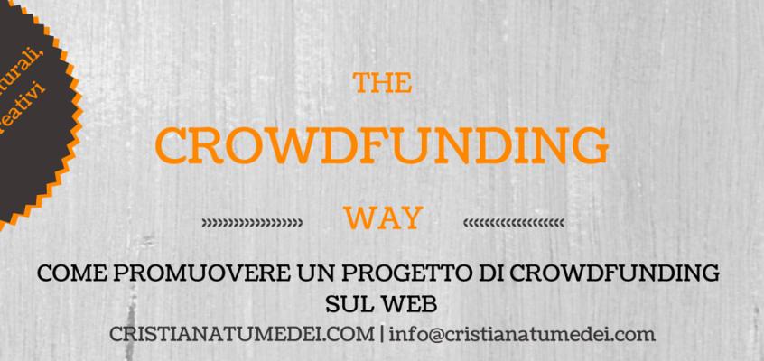 The Crowdfunding Way [Corso di Formazione]