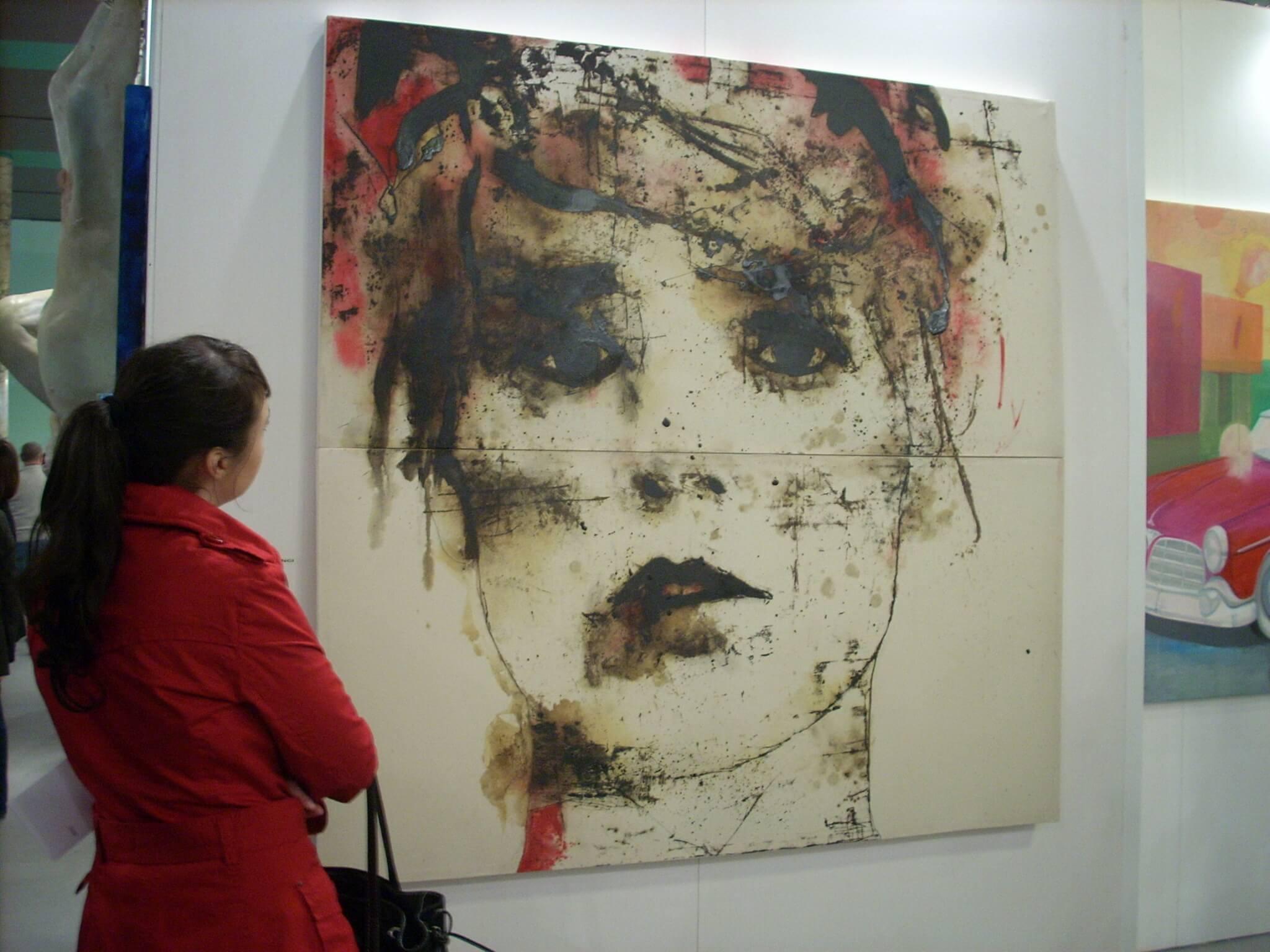 L 39 arte contemporanea non morta cristiana tumedei for Magazine arte contemporanea