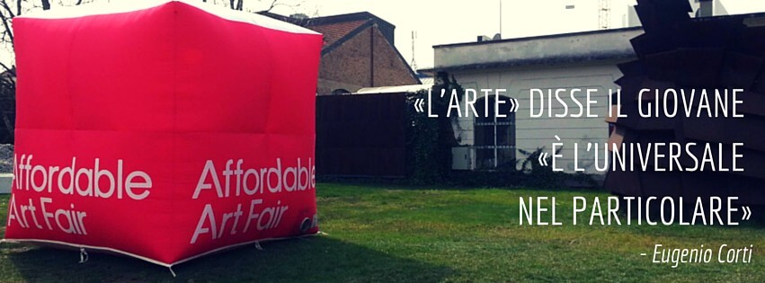 Affordable Art Fair: ti racconto l'evento